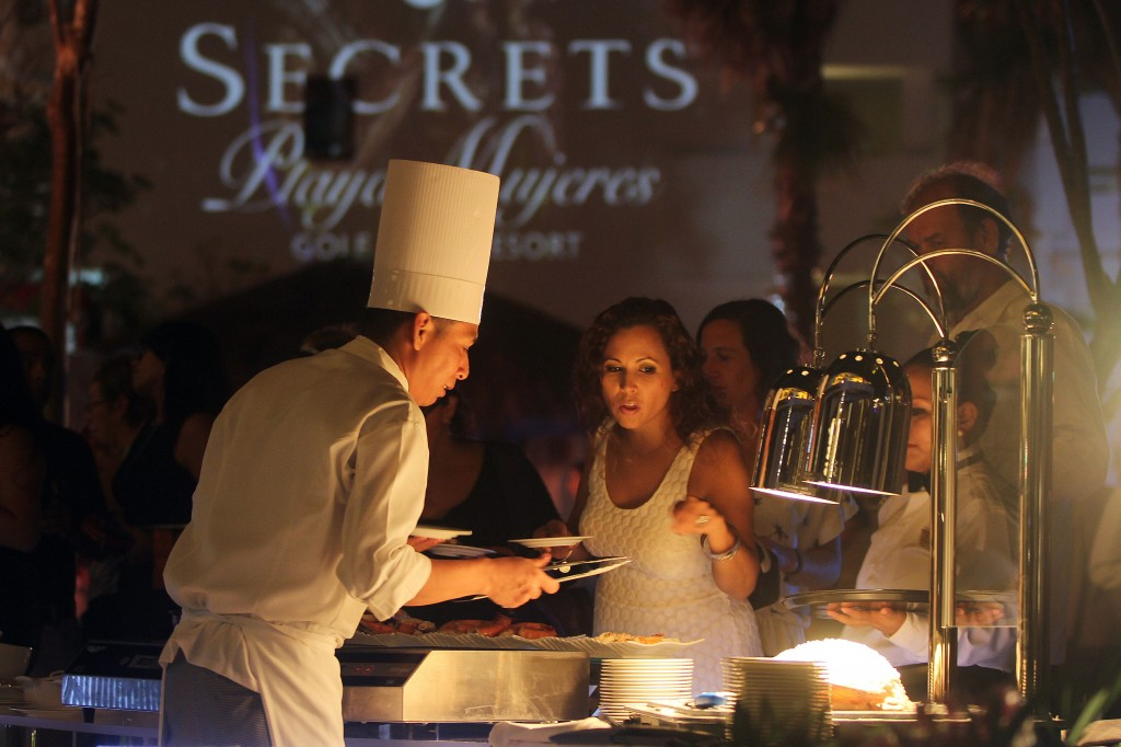 Nuevo  hotel Secrets Playa Mujeres Golf & Spa Resort