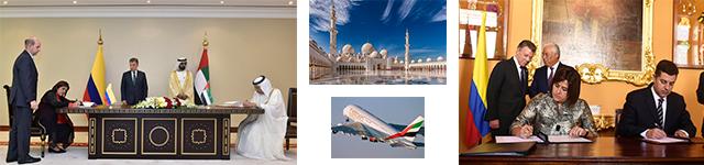 acuerdo-para-vuelo-entre-emiratos-y-colombia