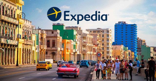 Resultado de imagen para expedia group en Cuba
