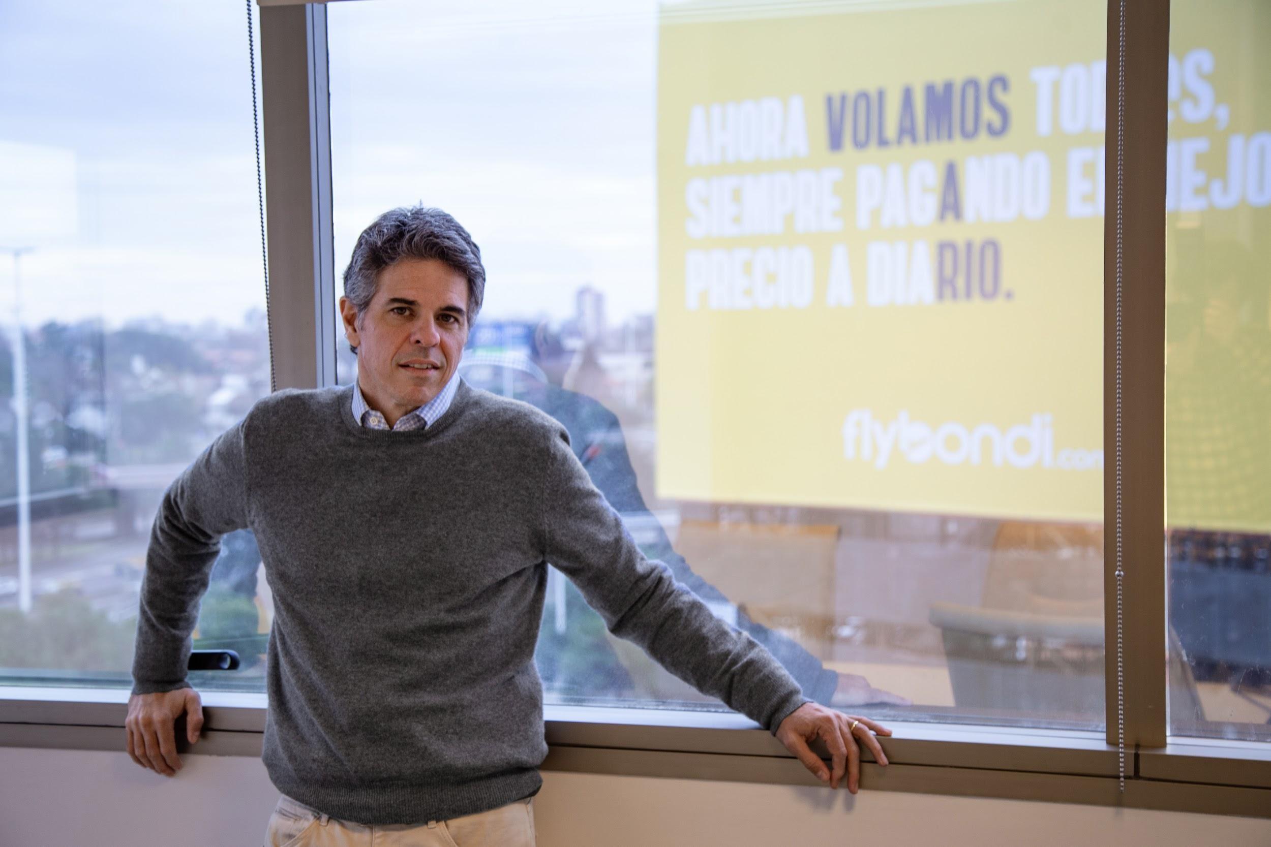 Fallece Sebastián Pereira, CEO de Flybondi | Noticias de turismo ...